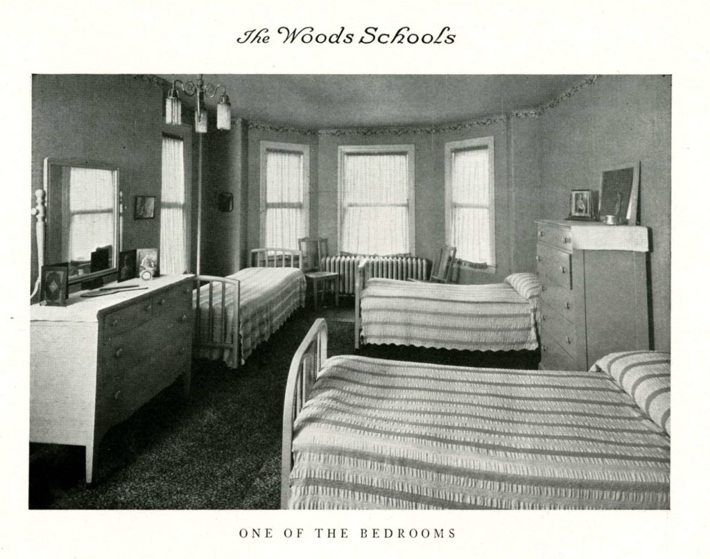 Greenwood bedroom